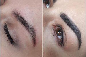 makijaż permanentny brwi ełk
